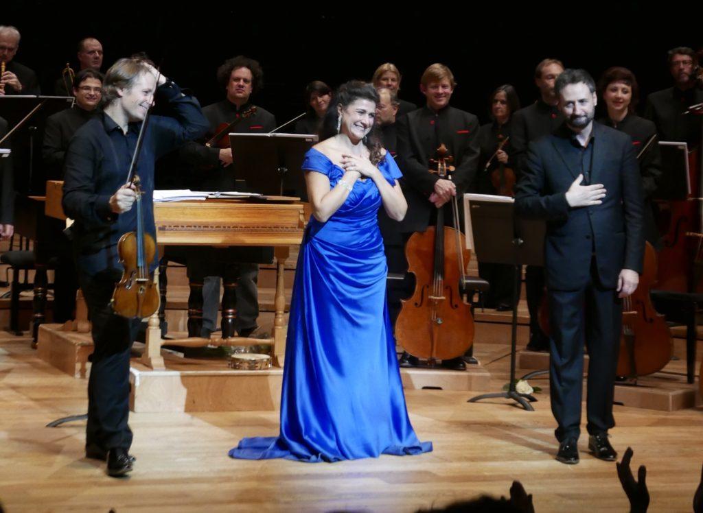 Cecilia Bartoli à la Philharmonie de Paris.