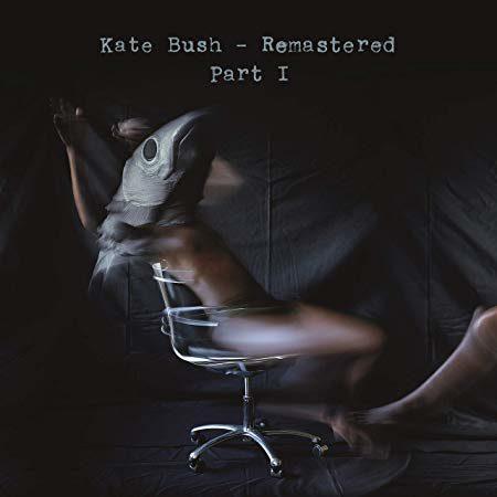 Kate Bush, Part I : La période 1978-1993 regroupés dans un coffret 7 CD