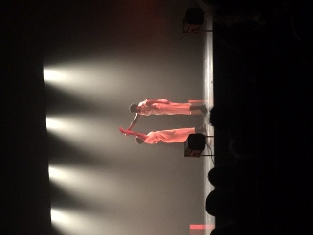 Le festival de danse hip-hop Kalypso : hommage aux duos à Bagneux
