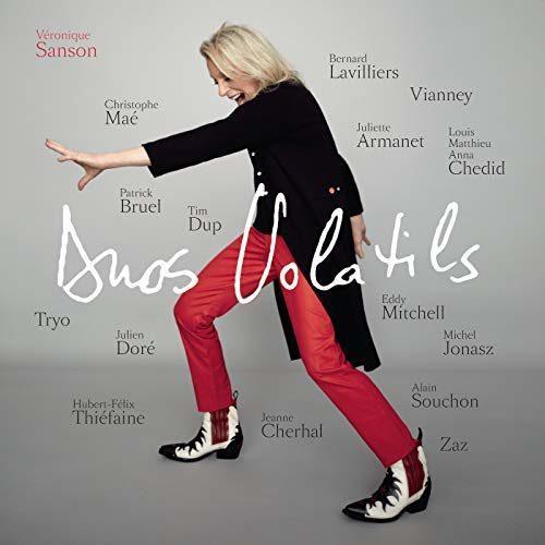 Véronique Sanson «Duos volatils» : quinze chansons revisitées comme autant de belles surprises !
