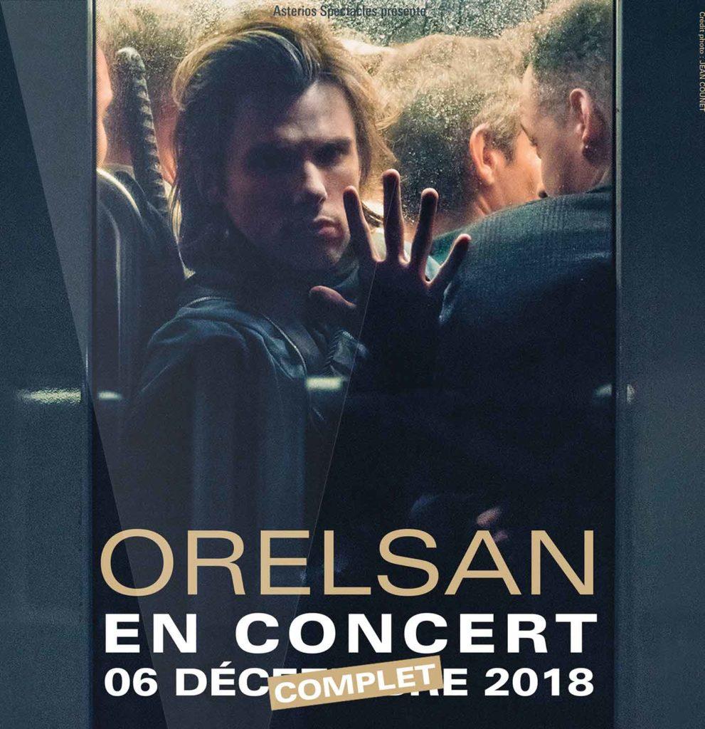 Le magique concert d'Orelsan – Concert d'Orelsan: La lumière