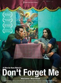 «Don't forget me», un film d'auteur israélien cru et puissant