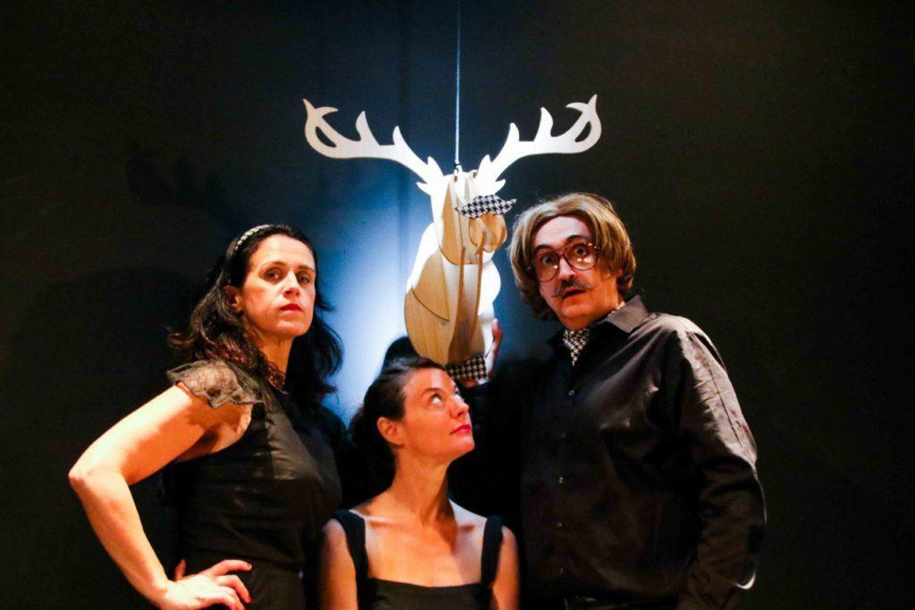 En Couple (situation provisoire)», un joyeux service de réanimation du couple A La Folie Théâtre