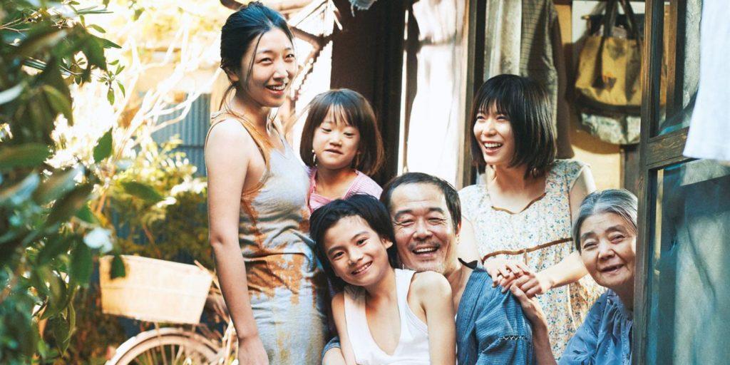 Une affaire de famille de Kore Eda ne plaît pas au gouvernement japonais