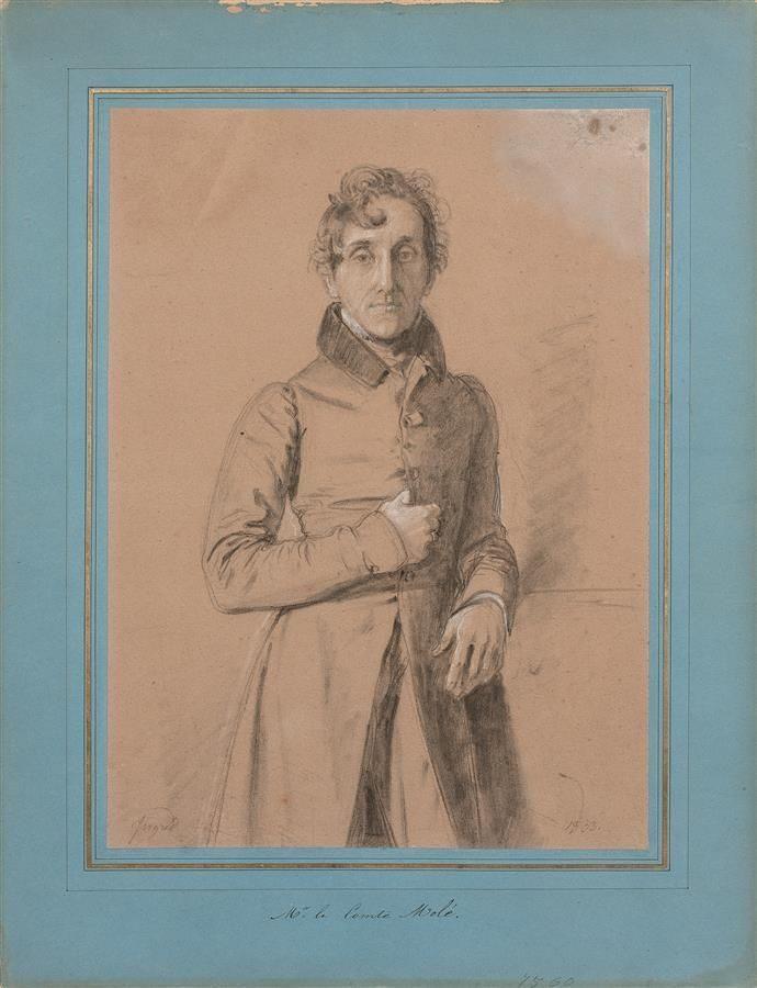 Enchère record pour un dessin d'Ingres vendu à Saint-Valery-en-Caux