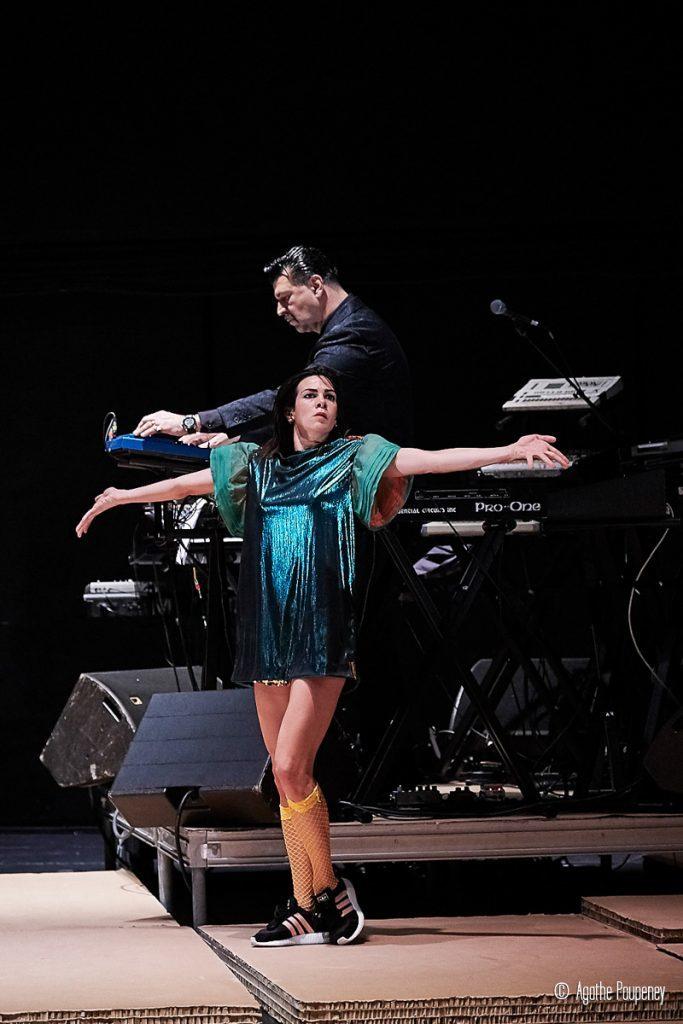 «Fix Me», Alban Richard met Arnaud Rebotini sur la scène de Chaillot
