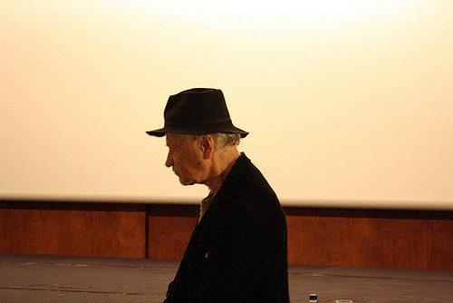 L'écrivain et cinéaste Jonas Mekas s'en est allé