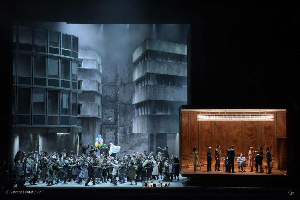 Des«Troyens» d'Hector Berlioz antiromantiques à l'Opéra Bastille