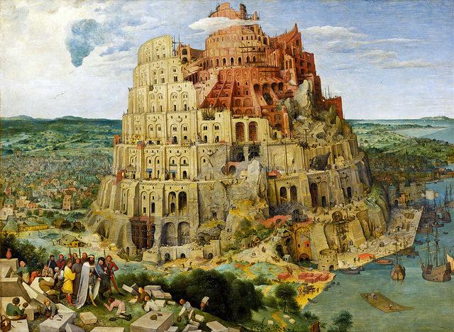La tour de Babel : l'histoire derrière le mythe