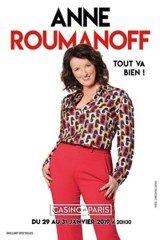 «Tout va bien»: Anne Roumanoff joue la vie en rose contre les gilets jaunes