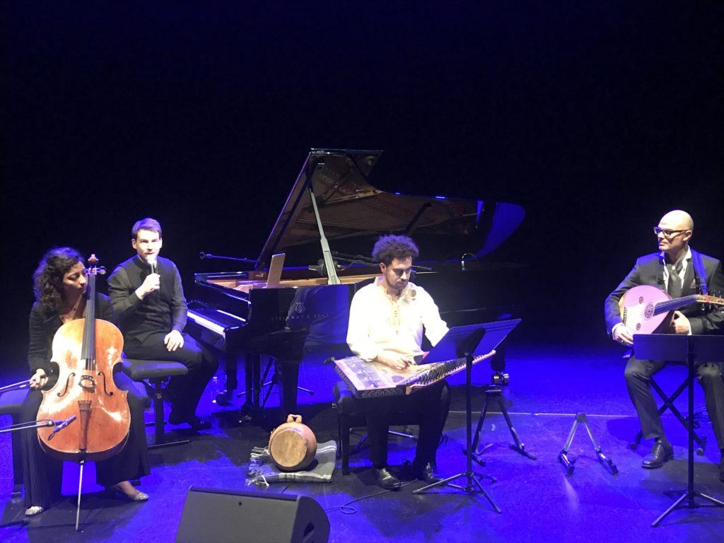 Oriental Liszt jette des ponts mélodieux sur la Méditerranée [La folle journée, Cholet]