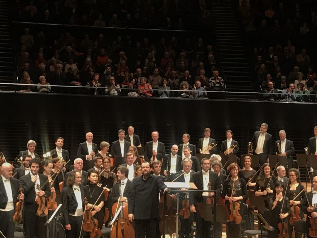Le Gewandhausorchester Leipzig brille dans un programme romantique à la Philharmonie (22/01/2018)