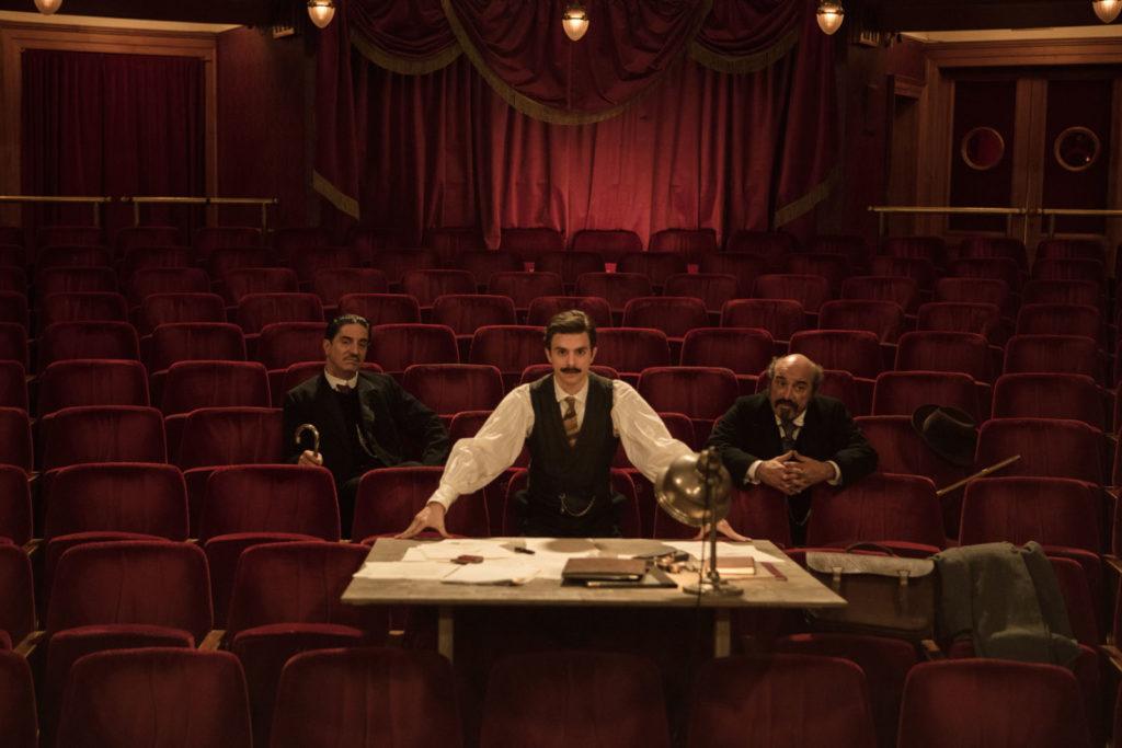 Gagnez 5×2 places de cinéma + 1 livre du film Edmond