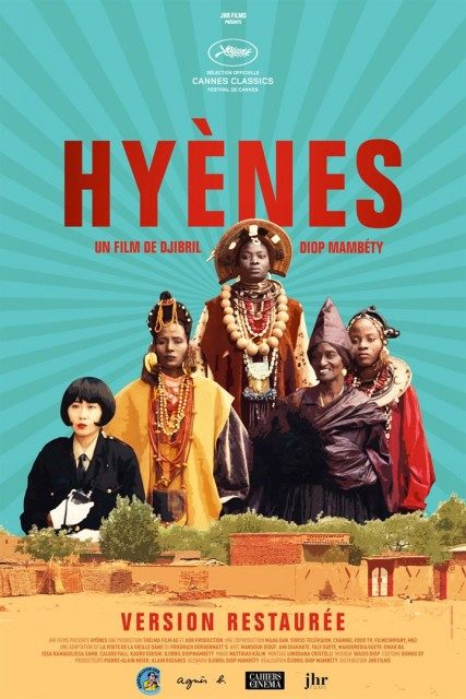 Ressortie de «Hyènes» de Djibril Diop Mambety