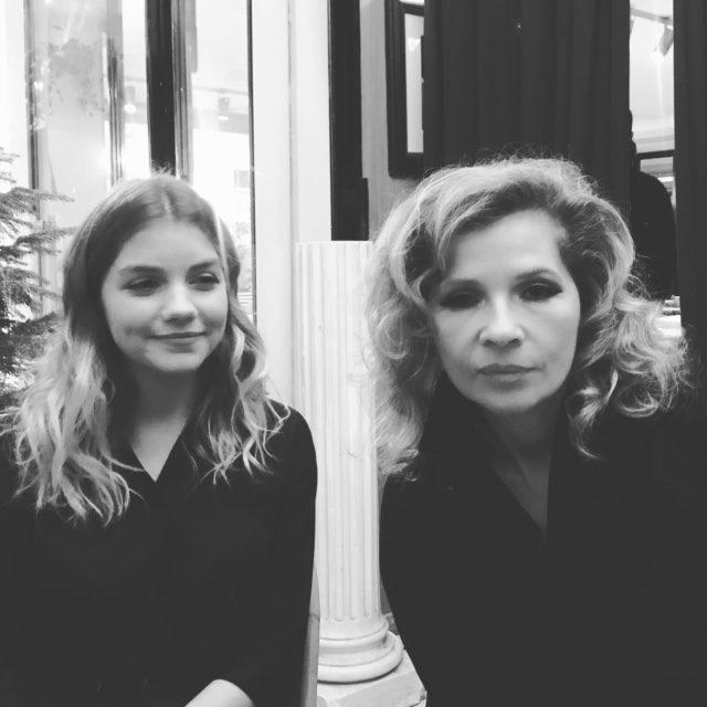 Eva Ionesco et Galatéa Bellugi nous parlent du tournage d'»Une jeunesse dorée»