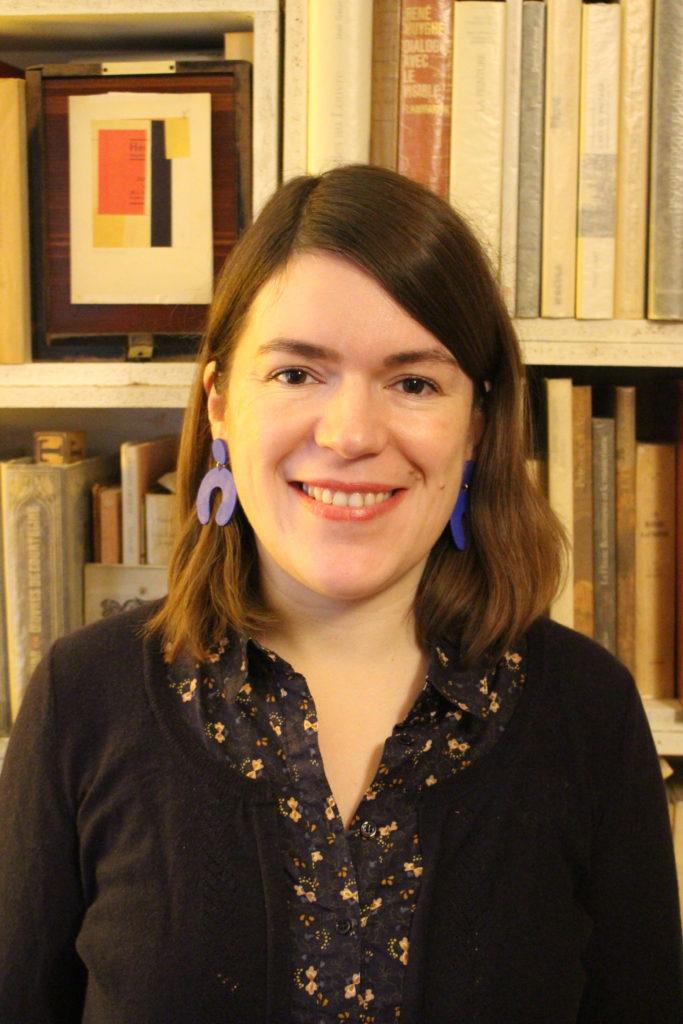 Gaëlle Rio, nouvelle directrice du musée de la Vie romantique