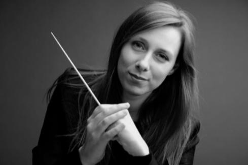 Lucie Leguay nommée cheffe assistante des trois orchestres pour la saison 2019-2020