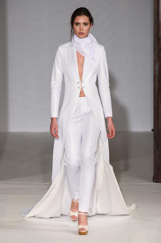 Défilé – Patrick Pham – Couture printemps-été 2019