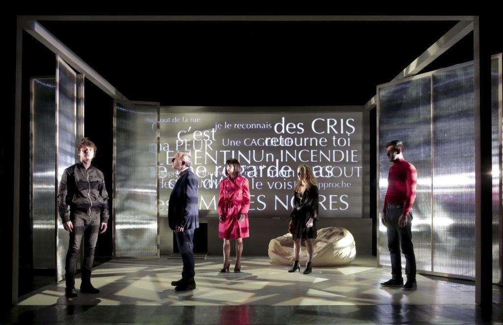 Les yeux d'Anna de Luc Tartar au Théâtre 13 Seine