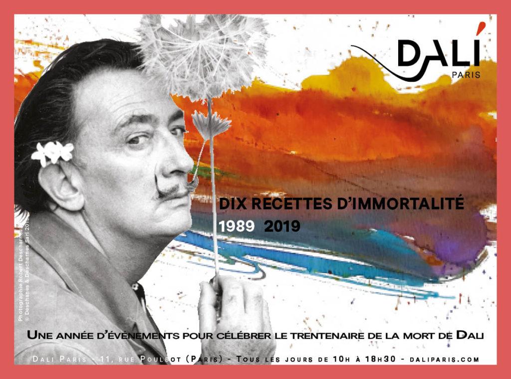 Gagnez 5×2 entrées pour le musée Dali Paris