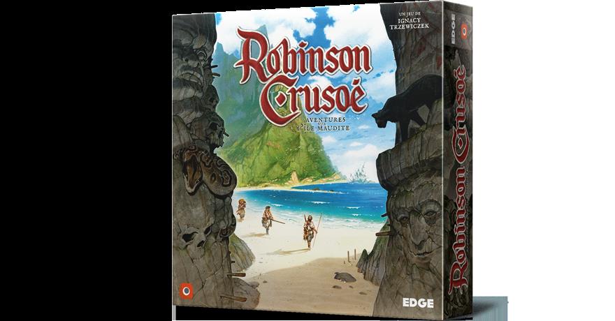 «Robinson Crusoé»: coopération sur l'île maudite