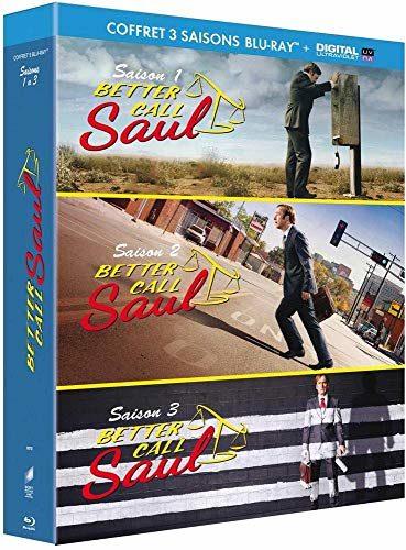 Better Call Saul Saison 1- 3 : La série qui réinvente Breaking Bad de retour en coffret DVD et sur Netflix