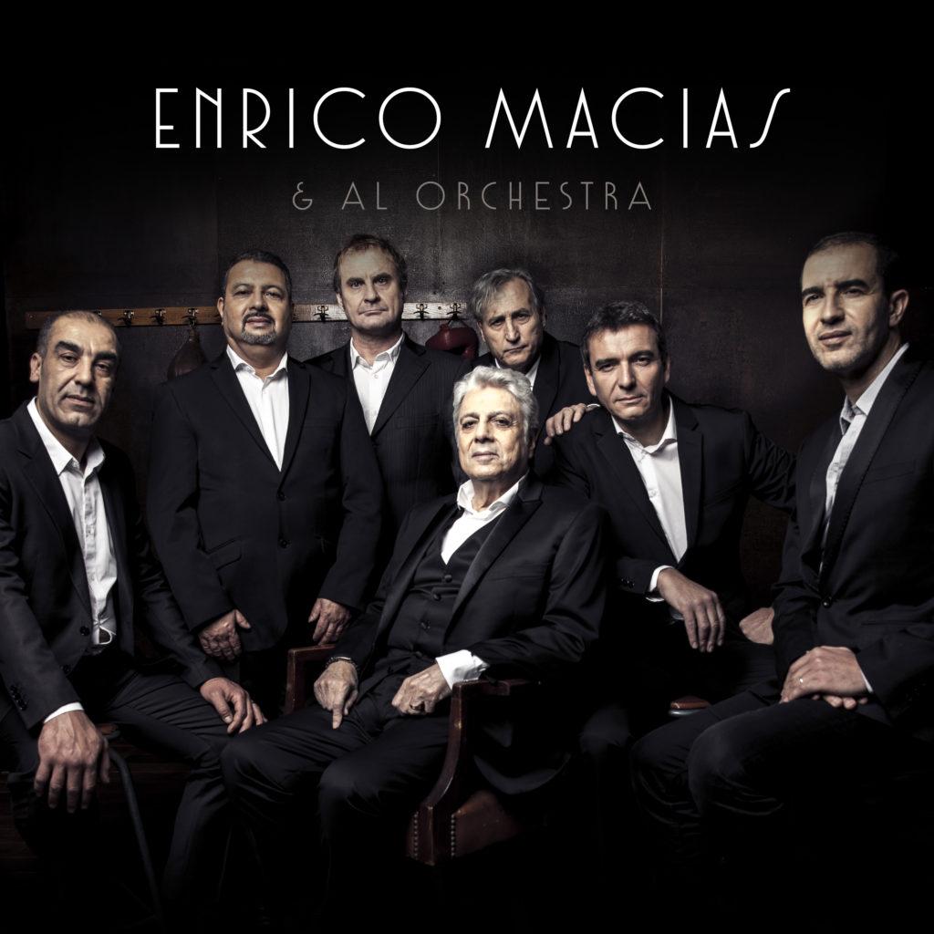 Enrico Macias fête ses 80 ans à l'Olympia