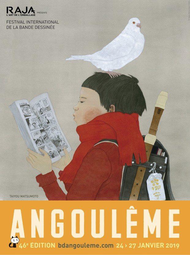 24H au FIBD d'Angoulême 2019 … en dessins