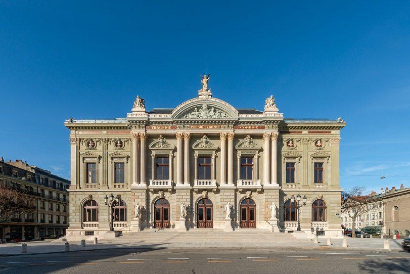Le Grand-Théâtre de Genève retrouve son faste d'antan