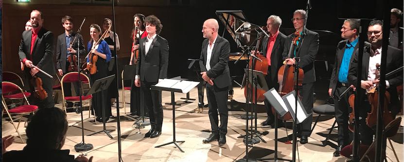 Aux Invalides, Rémi Géniet et l'Orchestre de chambre de Toulouse magistraux