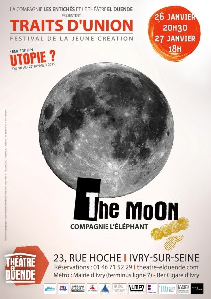Le poétique The Moon clôture le festival Traits d'Union en beauté