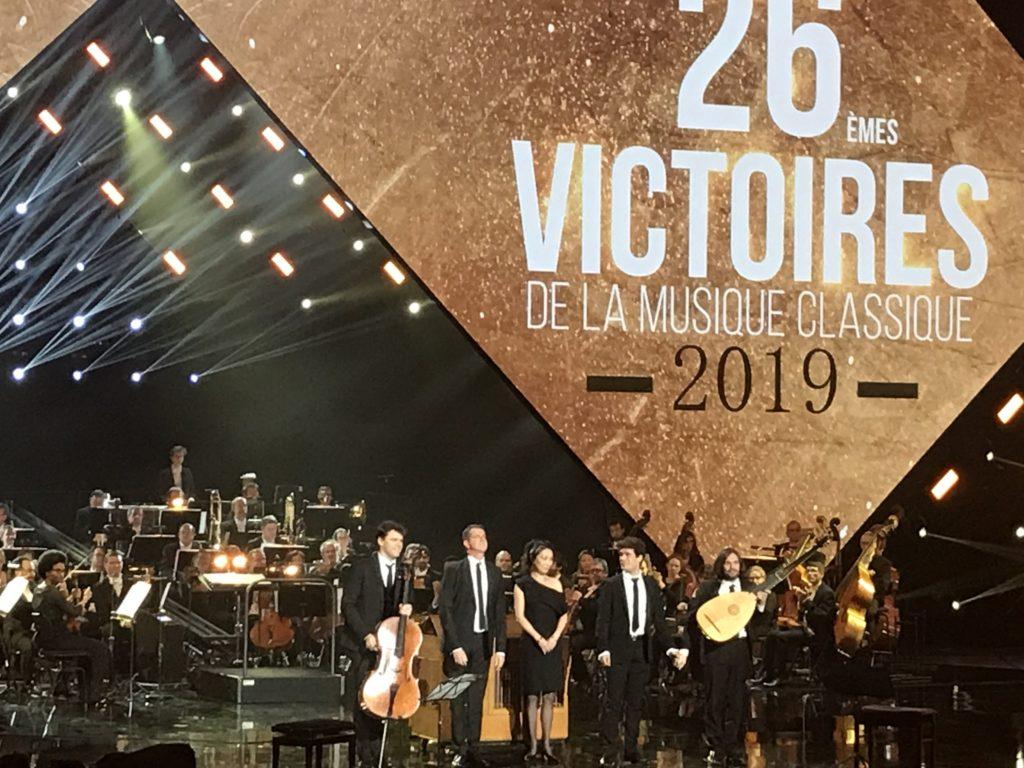 Les 26e victoires de la musique classique en direct de la Seine Musicale
