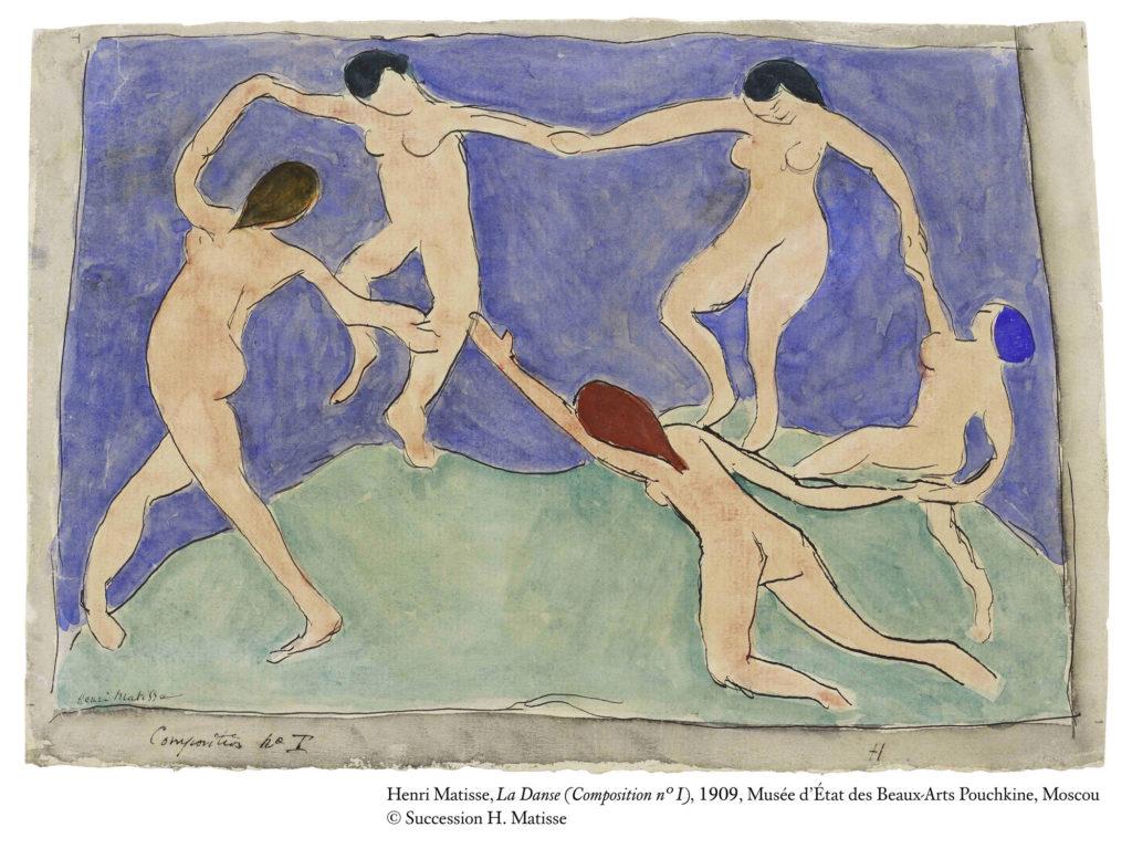 Les dessins du musée Pouchkine mis à l'honneur par la fondation Custodia