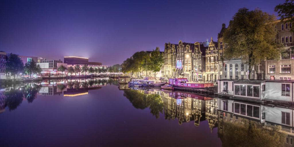 Saisons européennes d'opéra : Amsterdam est en ligne !