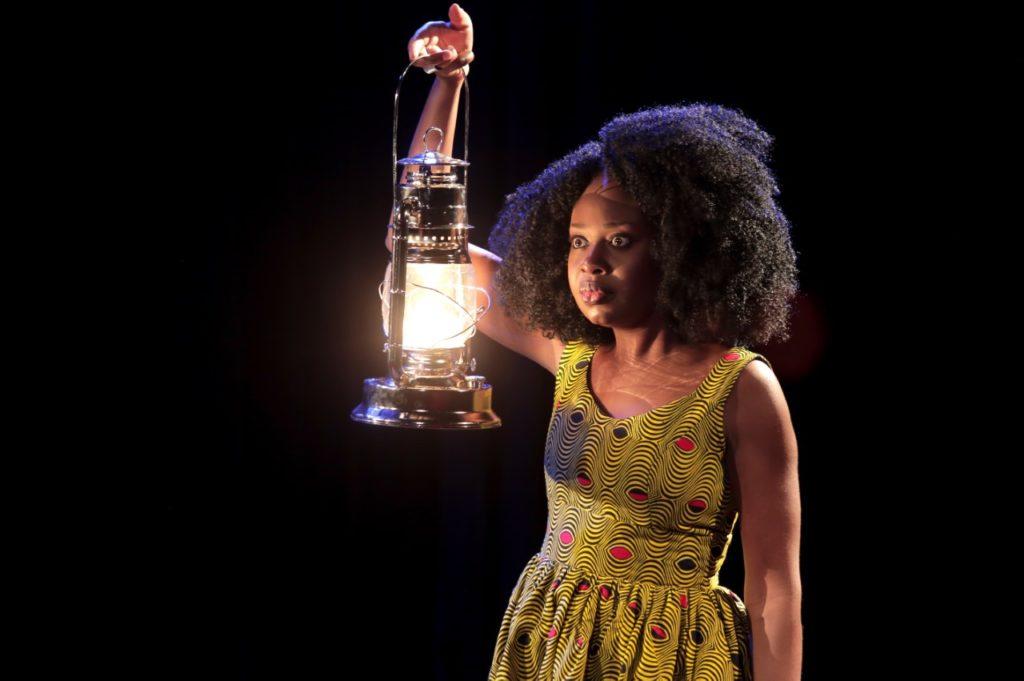 Roukiata Ouedrago, un seul-en-scène à l'humour dévastateur