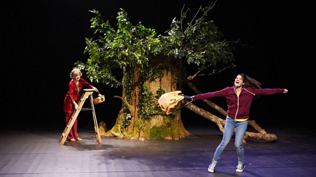«Verte» d'aprés Marie Desplechin dans une magistrale mise en scène de Léna Bréban