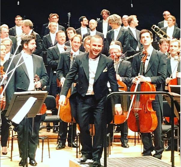 Yannick Nézet-Séguin et le Berliner Philarmoniker en haute mer à la Philharmonie