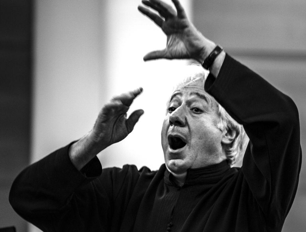 Michel Piquemal nous parle de sa direction du Choeur régional Vittoria