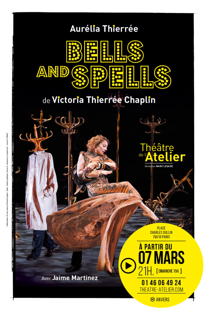 Bells and Spells : Le nouveau spectacle de Victoria Thierrée Chaplin