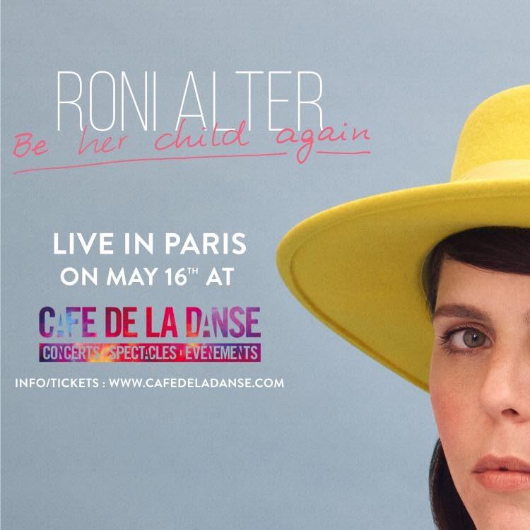 Roni Alter : «Si je vivais en Israel là maintenant, je n'aurais jamais écrit cet album.»