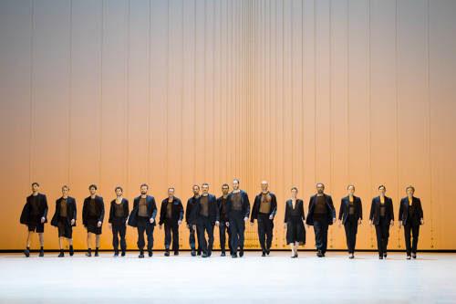 Anne Teresa de Keersmaeker dans l'élan de Bach à l'Opéra de Paris