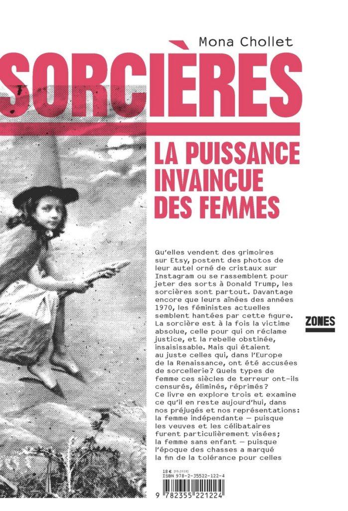 Sorcières de Mona Chollet : Un coup de poing contre les démons qui enferment les femmes