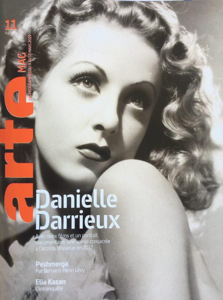 Clara Laurent: «Danielle Darrieux est la première star féminine française du cinéma parlant»