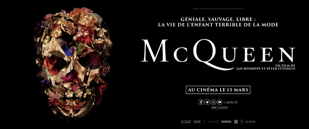 """""""McQueen"""", portrait royal d'un iconoclaste de la haute couture"""