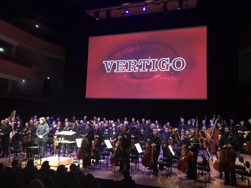"""A l'Auditorium de Bordeaux, un ciné-concert """"Sueurs froides"""" d'une vertigineuse beauté"""