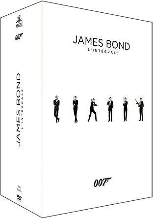 Coffret James Bond 007: grand cinéma pour petit écran !