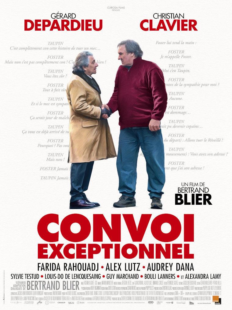 Gagnez 5×2 places pour le film «Convoi Exceptionnel»