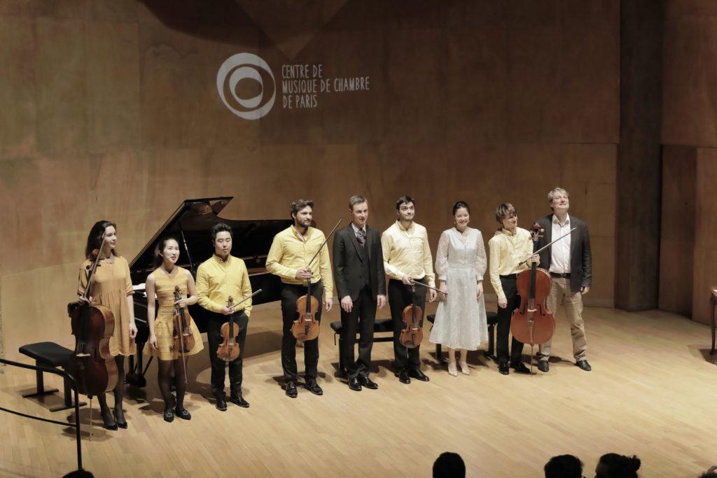 Souvenir de Tchaïkovski au Centre de Musique de Chambre de Paris