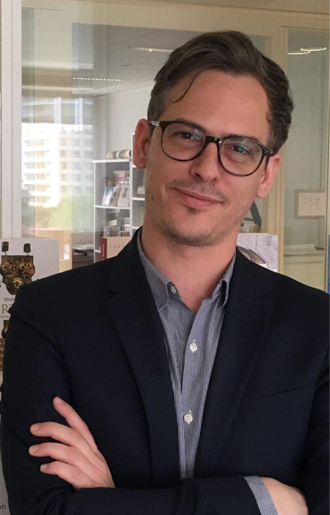 Nicolas Gras Payen, directeur de la Maison d'édition Passés Composés : «La dramaturgie de l'Histoire, tout est là».