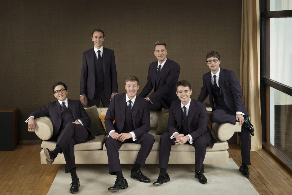 Long live the King's ! A la salle Gaveau, la nouvelle jeunesse des King's Singers